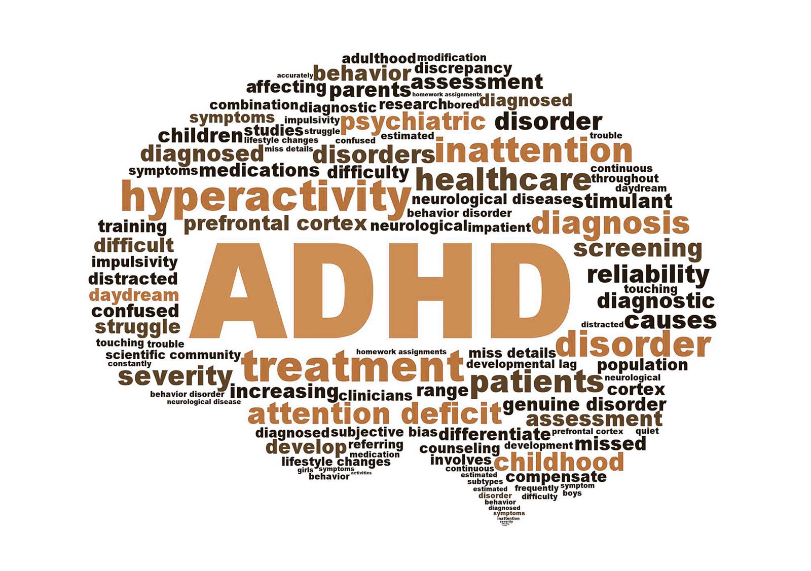 ADHD greiningar fyrir fullorðna